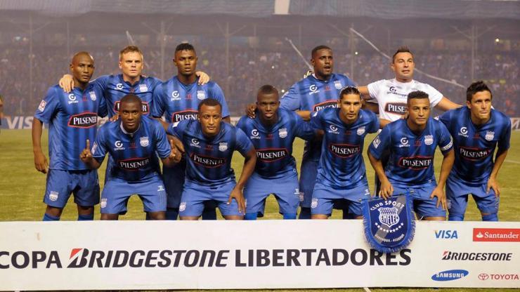 Copa Libertadores 2013: Emelec consigue ventaja sobre Fluminense