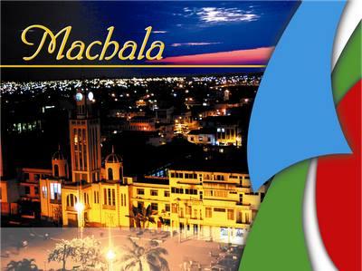 Viva Machala !!! 189 años de Cantonización.