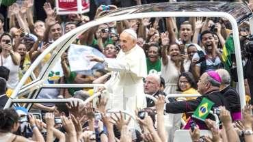 Primer discurso del papa fue dedicado a los jóvenes