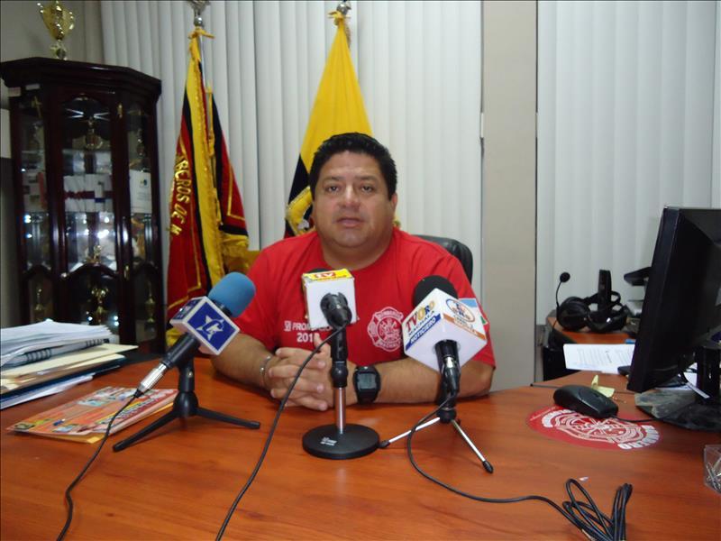 Bomberos preparan acciones en toda la provincia