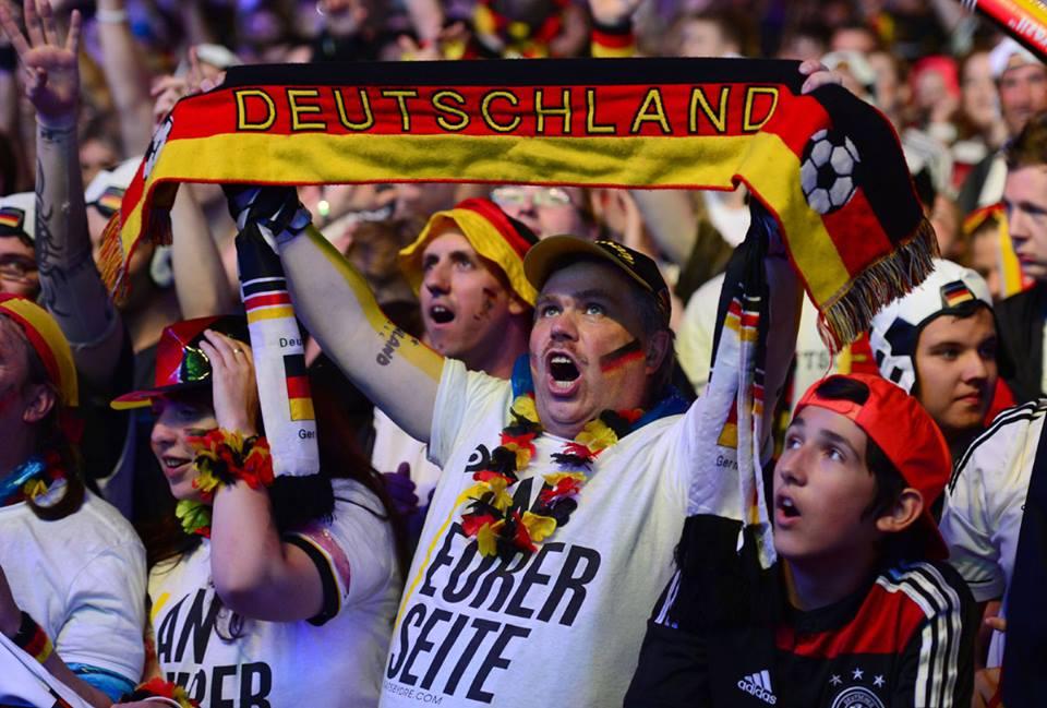Alemania aplasta 7-1 a Brasil y clasifica a la final.