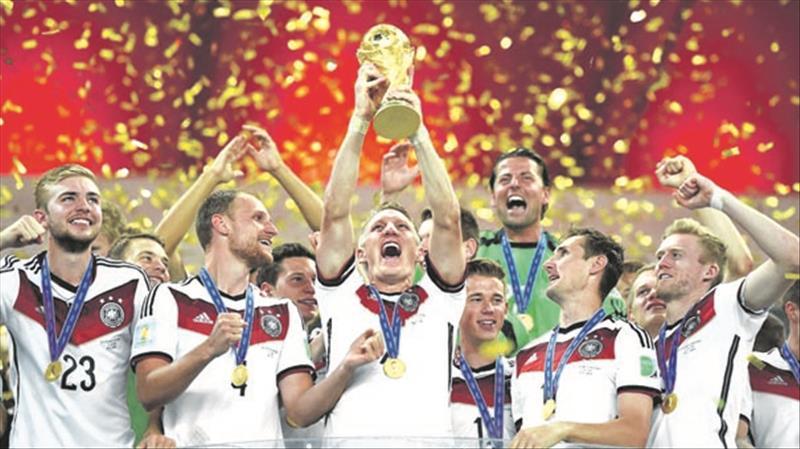 ¡Alemania, tetracampeón del mundo! Brasil 2014