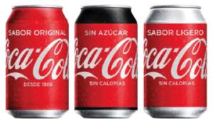 El Sistema Coca-Cola potencia su oferta de opciones bajas y sin calorías a través de su Estrategia de Marca Única